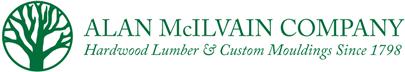 Alan McIlvain Lumber Company Logo