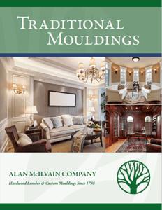 McIlvain Traditional Moulding Catalog